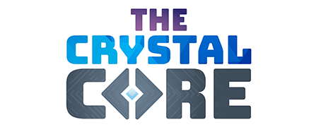 The Crystal Core Logo
